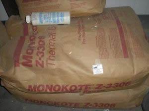 Steel Structure Fireproofing Material Monokote Z 106 20 Kg Bag